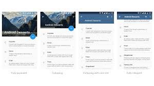 android layout collapsemode creating the flexible space with image pattern on android