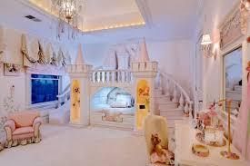 chambre de princesse pour fille lit princesse lit château fille lit chateau lit unique