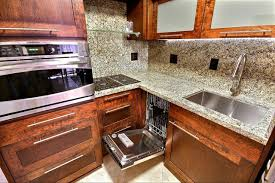 50 sq ft custom cabinetry granite and stainless steel appliances in only 50