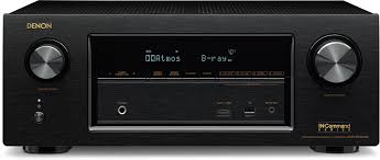 denon home theater receiver denon avr x3300w 7 2 ch x 105 watts networking a v receiver