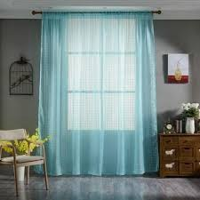 78 inches sheer curtains for less overstock com