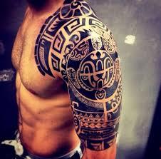 top 55 designs for arms tribal shoulder