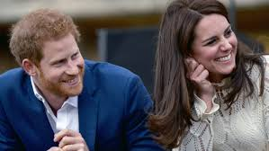 prince harry opens up about duchess of cambridge the former kate