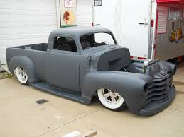 Classic Chevy Custom Trucks - 1950 chevy custom pickup u2013 trick truck u0027n rod