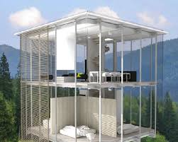 House Layout Ideas by Modern Transparent Glass House Design Ideas Humble Abode