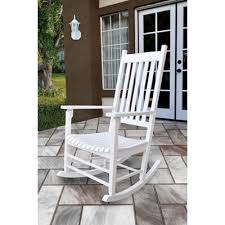 loon peak allagash porch rocker chair u0026 reviews wayfair