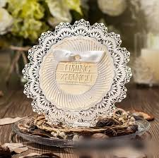 Lace Wedding Invitations Round Lace Wedding Invitations 2016 New Designer Laser Cut Cheap