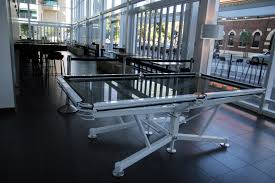 glass pool tables glass pool tables for the perfect billiards room