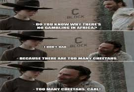 Rick Grimes Memes - 18 terrible rick grimes dad jokes funny gallery ebaum s world