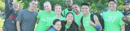 Coed Flag Football Capital Flag Football Dc U0027s Social Flag Football League