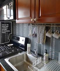 removable kitchen backsplash 11 diy ideas to update your rental kitchen counter top epoxy