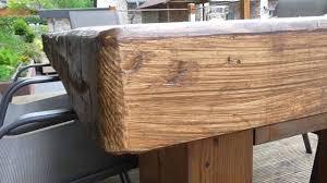 Esszimmertisch Aus Paletten Tisch Selber Bauen Aus Resten Von Baustellen Und Co Tisch Selber