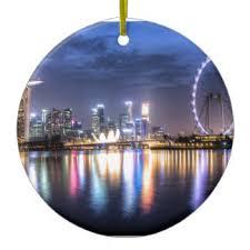 beautiful singapore ornaments keepsake ornaments zazzle