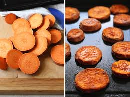 How To Cook A Potato In A Toaster Oven Addictive Roasted Sweet Potato Rounds With 10 Irresistible Topping