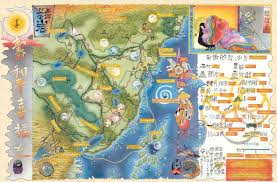 Map Of Avatar Last Airbender World by Oriental Adventures Players Guide Charm Person