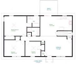 simple home floor plans simple one floor house plans ranch home