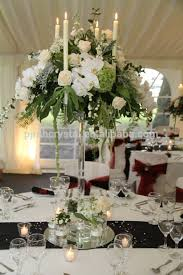 wedding candelabra centerpieces 5arms candelabra wedding decoration table centerpieces
