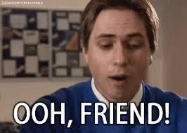 Inbetweeners Friend Meme - friends inbetweeners gifs tenor