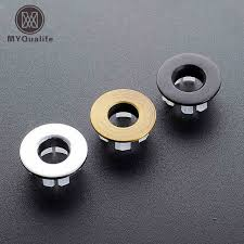 sink overflow cover oil rubbed bronze free shipping new design basin sink overflow cover brass round ring