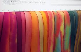 dyed ribbon dyed silk ribbon of the earth paper and ribbon artists