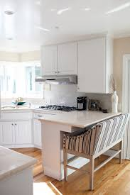 kitchen counter seating twoinspiredesign not a great kitchen