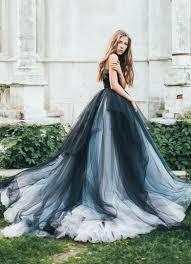 black and gray wedding dresses you u0027ll love with u2013 weddceremony com