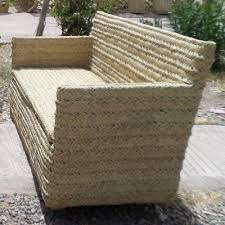 canapé en osier canapé en osier et rotin salon de marrakech maroc
