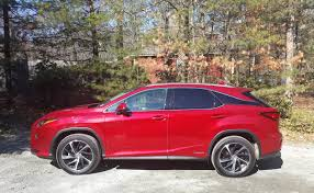 lexus rx red review 2017 lexus rx 450h quietly superb bestride