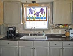 how to update mobile home kitchen cabinets budget friendly mobile home kitchen makeover mobile home