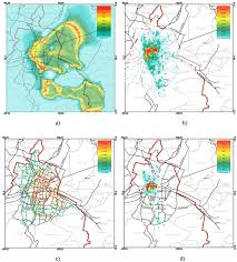 Map Mexico City by High Resolution Early Earthquake Damage Assessment System For