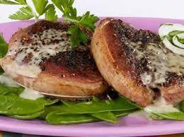 cuisiner tournedos tournedos au poivre gratin de printemps facile recette sur