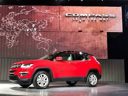 jeep compass limited red live jeep compass prices revealed deliveries commence