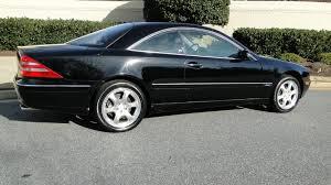 2001 Benz 2001 Mercedes Benz Cl600 K247 Kissimmee 2015