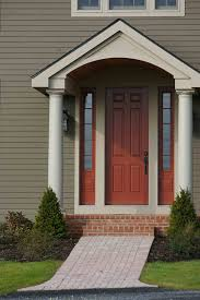 8 Foot Exterior Doors Front Entrance Construction Remodeling Company Syracuse Cny