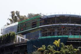 Bel Air Mansion by Inspectors Down On Bel Air Mansion For Additional Code
