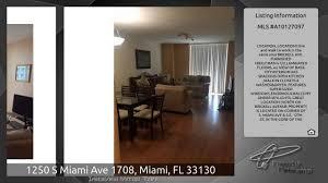 Miami Laminate Flooring 1250 S Miami Ave 1708 Miami Fl 33130 Youtube