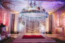 Hindu Wedding Supplies Gorgeous White Floral Mandap Indian Wedding Decor Indian