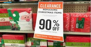 christmas clearance 90 christmas clearance at hobby lobby hip2save