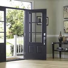 Energy Efficient Exterior Doors Exterior Door Buying Guide With Insulated Front Entry Doors Plan