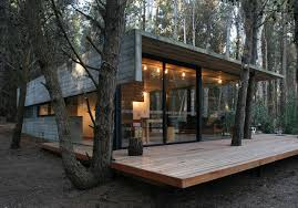 Cabin Architecture Architecture Modern Cabin Architecture With Modern Furniture Set