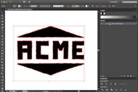 Pathfinder Honors Worksheets How To Turn A Hand Drawn Logo Into A Vector Creative Market Blog