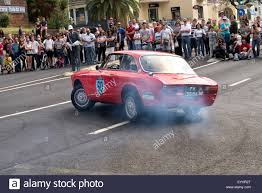 classic alfa romeo sedan classic alfa romeo gta and gtv cars taking part in the madeira