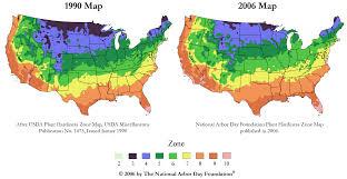 Usda Zone Map Forests Glisa