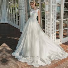 civil wedding dresses princess civil wedding dresses lace dress 2017 v back