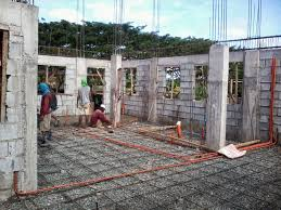 house construction plans savannah trails house construction project in oton iloilo