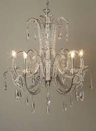 beaded crystal chandelier clear ambrin 5 light chandelier ceiling lights home lighting