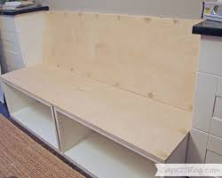 How To Make A Banquette Bench Diy Banquette Seat