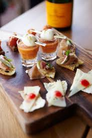 m fr canapes 111 best chagne canapes images on finger foods