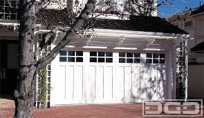 Cottage Style Garage Doors by Coastal Cottage Custom Architectural Garage Door With