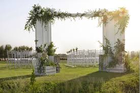 wedding arch using doors inspiration the alternative wedding arch
